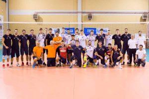 Sport - Pallavolo - Tuscania volley - L'amichevole col Livorno