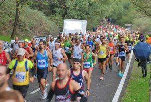 Ronciglione - Mezza maratona del lago di Vico