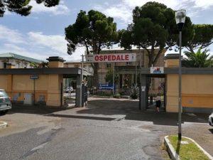 L'ospedale di Tarquinia