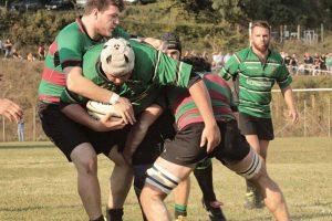 Sport - Rugby - Union Viterbo - I neroverdi in campo