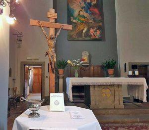 Viterbo - Chiesa del pellegrino