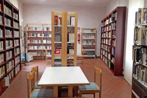 Cultura - La biblioteca di Sutri