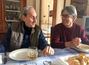Franco Battiato e Luca Madonia
