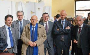 Viterbo - Accademia di Diritto e migrazioni - Tra i presenti Giuliano Amato e Sabino Cassese