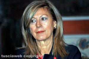 Viterbo - La ds Maria Antonietta Bentivegna