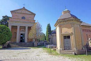 Viterbo - Il cimitero San Lazzaro