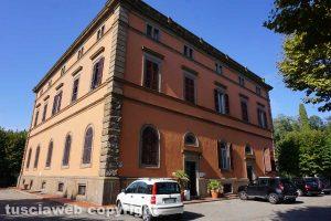 Viterbo - La sede del Cefas