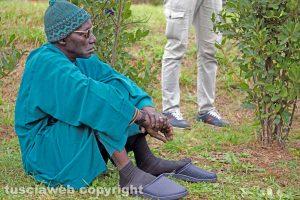 Viterbo - I funerali di Fatma Nguirane