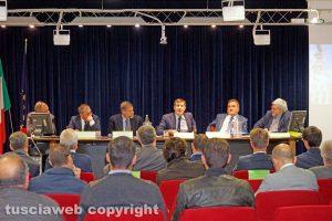 Viterbo - Il convegno dell'Ance in camera di commercio