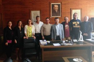 Antalya - I docenti dell'Orioli in trasferta in Turchia