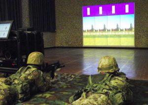 Scuola sottufficiali dell'esercito - Addestramento al tiro