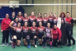 Sport - Pallavolo - Le ragazze del Civitavecchia volley