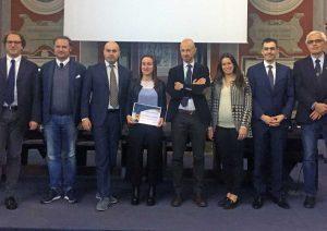 Viterbo - La consegna del premio alla ricerca dell'Accademia Terbienses