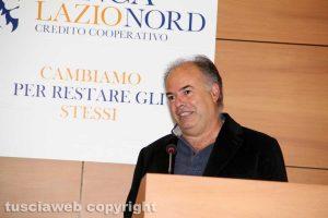 Barbarano Romano - Il sindaco Rinaldo Marchesi