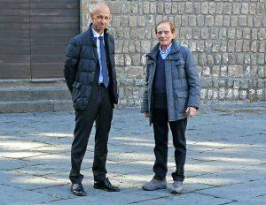 Alessandro Ruggieri e Osvaldo Bevilacqua