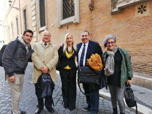 """L'associazione """"Libellula libera"""" di Viterbo in audizione al Senato"""