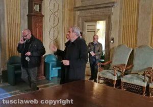 Viterbo - Comune - Il centrodestra a fine riunione