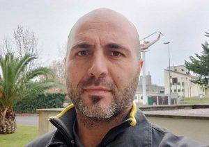 Danilo Martoni, sindacato Conapo vigili del fuoco