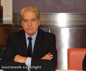 Viterbo - La conferenza stampa sulla manovra economica - Giovanni Arena