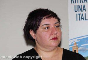 Laura Belli, presidente del movimento Donne impresa di Confartigianato
