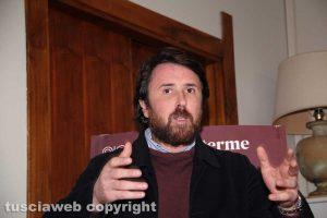 Marco De Carolis, assessore alla Cultura