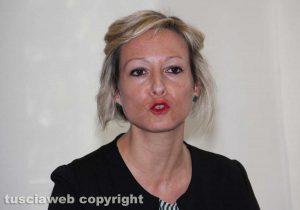 Sara Conti, spa manager di Terme Salus