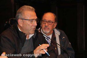 Silvio Cappelli e Aldo Fabbrini