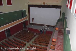 Viterbo - Cinema Teatro Genio