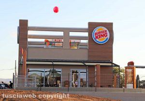 Viterbo - Burger King