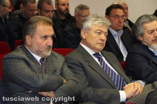 Enrico Panunzi e Umberto Fusco