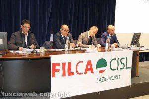 Il convegno Filca Cisl sulle infrastrutture