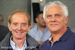 Viterbo - Osvaldo Bevilacqua e Massimo Mecarini