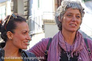 Capodimonte - Francesca Ferri (a destra)