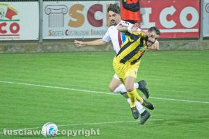 Sport - Calcio - Viterbese - Andrea Bovo
