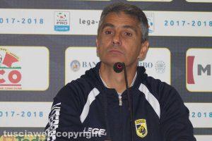 Sport - Calcio - Viterbese - Giovanni Lopez