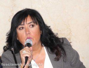 Mariastella Fuselli, vicesindaca di Orte