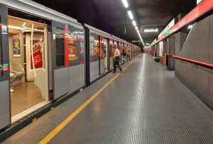 Milano - Metropolitana