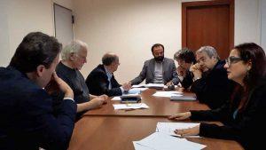 L'incontro tra il comitato e l'assessore alla mobilità
