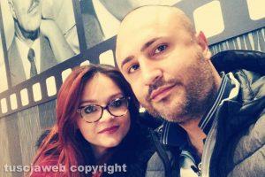 Viterbo - Isabella Fummo e Raffaele Romano