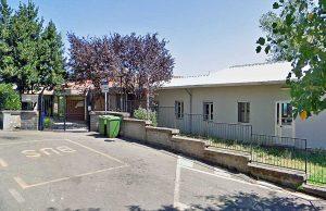 Soriano nel Cimino - La scuola dell'infanzia Domenico Patrizi in via Settimio David