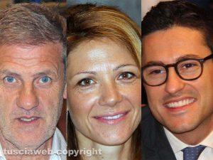 Claudio Ubertini, Elisa Ceparotti e Andrea Micci