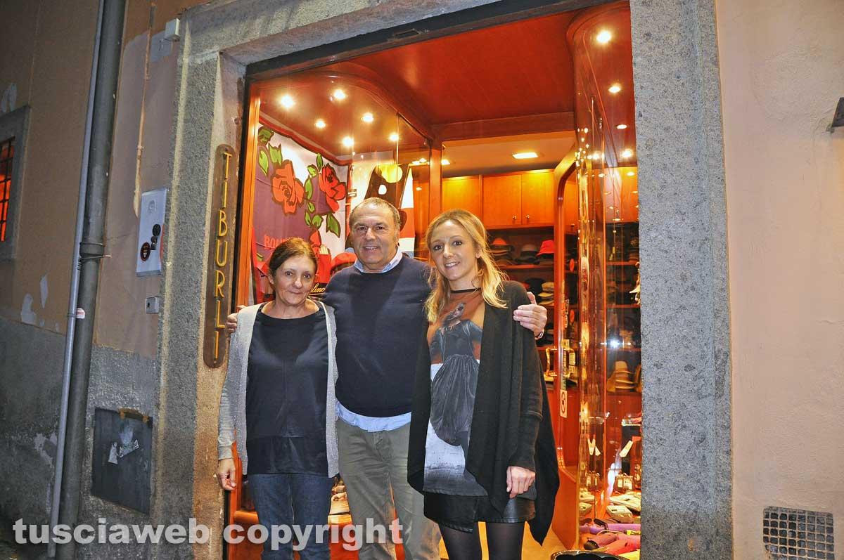 Viterbo - Botteghe storiche - Cappelleria Tiburli - Miriam Serio e Luciano  e Alessia Manara 6f457e37b16c