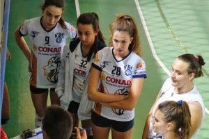 Sport - Pallavolo - Vbc Viterbo - La formazione under 18