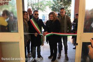 Tuscania - Inaugurazione del centro sociale polivalente