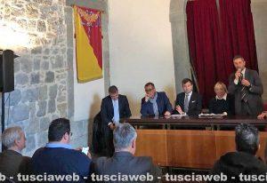 L'incontro della Lega a Bolsena