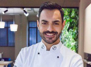 Chef Antonio Paolino
