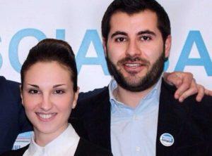 Giulia Matteucci e Luca Giampieri
