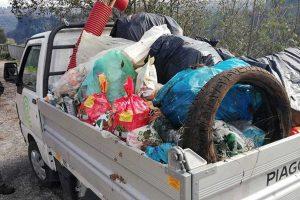 Civita Castellana - la giornata ecologica PuliAmo Civita
