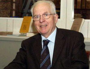 Bagnoregio - Il professore Maurizio Malaguti