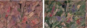 Il consumo di suolo a Montalto di Castro - Fonte Ispra